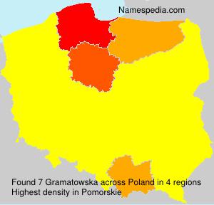 Gramatowska