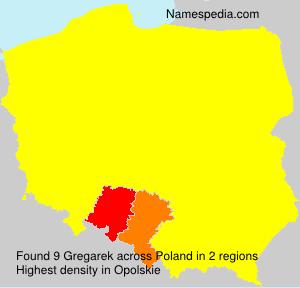 Gregarek