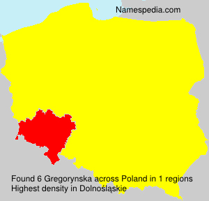 Gregorynska