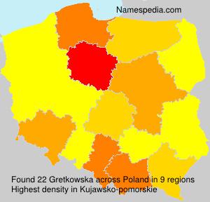 Gretkowska