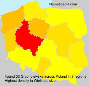 Grocholewska