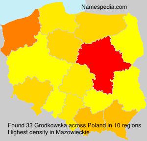 Grodkowska