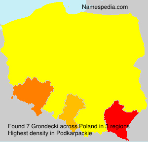 Grondecki