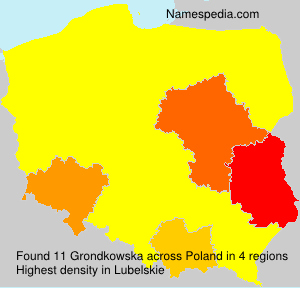 Grondkowska