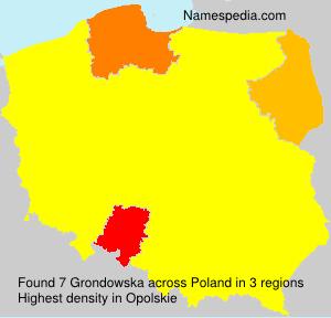 Grondowska