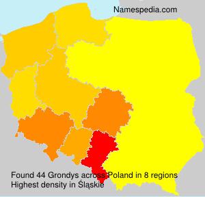 Grondys