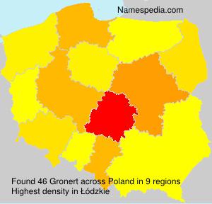 Gronert