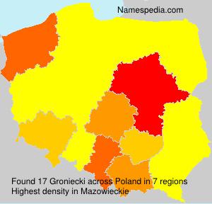 Groniecki