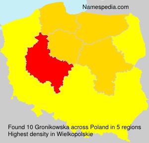 Gronikowska