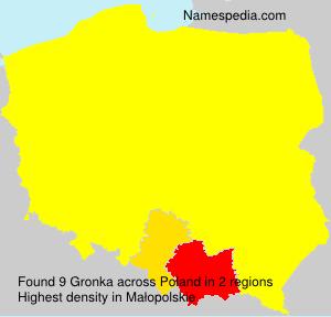Gronka