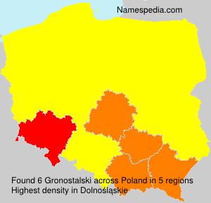 Gronostalski
