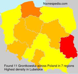 Grontkowska