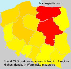 Groszkowska