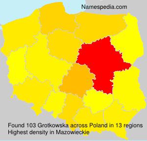 Grotkowska