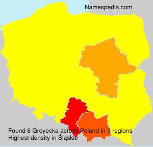 Groyecka
