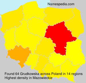 Grudkowska