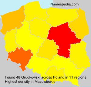 Grudkowski