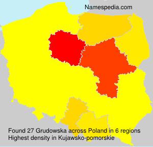Grudowska