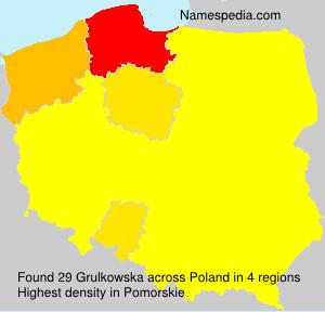 Grulkowska