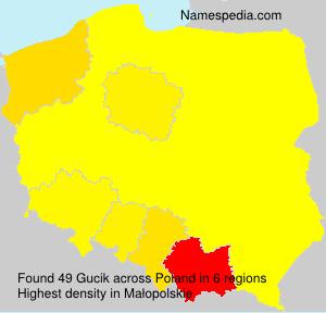 Gucik - Poland