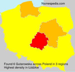 Gutarowska