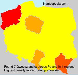 Gwozdzianska