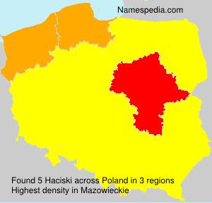 Haciski