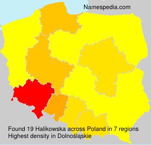Halikowska
