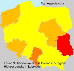Halinowska