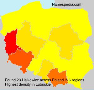 Halkowicz
