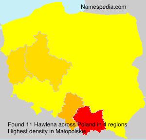 Hawlena