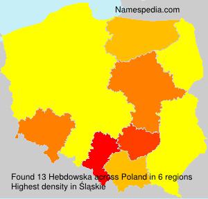 Hebdowska