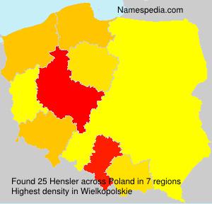 Hensler