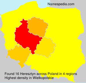 Heresztyn
