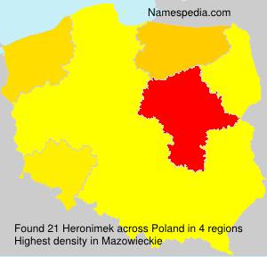 Heronimek