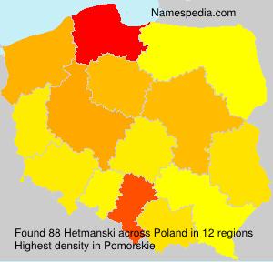 Hetmanski