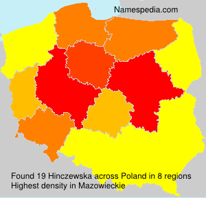 Hinczewska