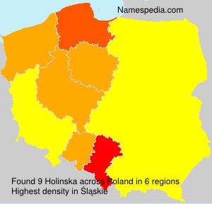 Holinska
