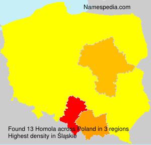 Homola - Poland