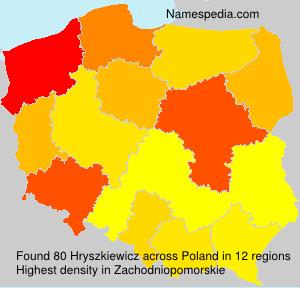 Hryszkiewicz - Poland