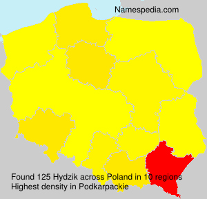 Hydzik - Poland