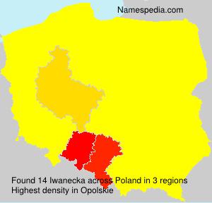 Iwanecka