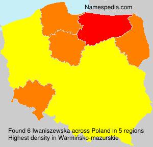 Iwaniszewska