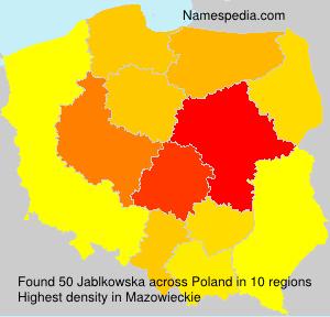 Jablkowska