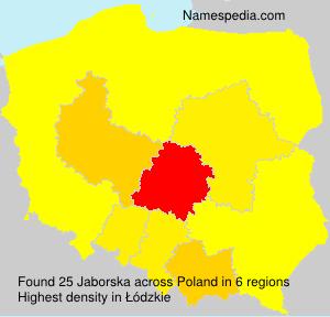 Jaborska