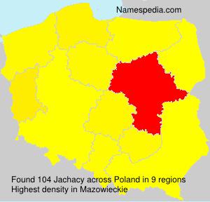 Jachacy