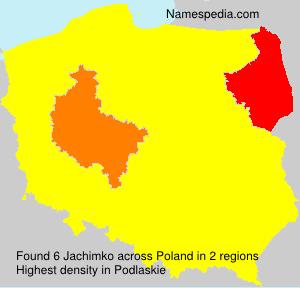 Jachimko