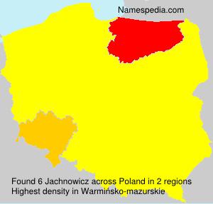 Jachnowicz