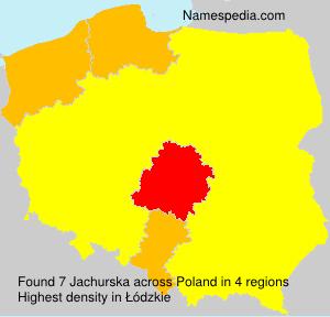 Jachurska