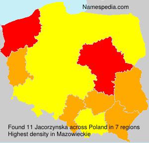 Jacorzynska